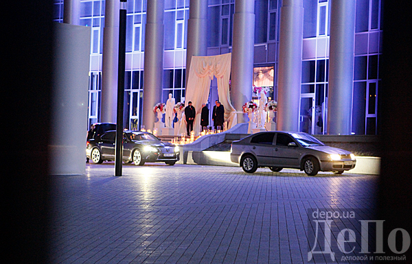 ФОТО: Дочь Тимошенко снова с размахом вышла замуж