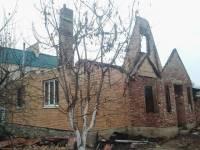 Это все, что осталось от поселка Пески под Донецком