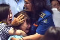 Спасатели нашли тела 40 погибших в катастрофе самолета AirAsia
