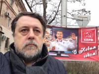 Жителей аннексированного Крыма с Новым годом поздравляет... Сталин