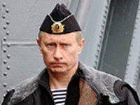 Путин стал человеком года по версии антикоррупционного проекта за создание военно-индустриально-политико-криминального комплекса