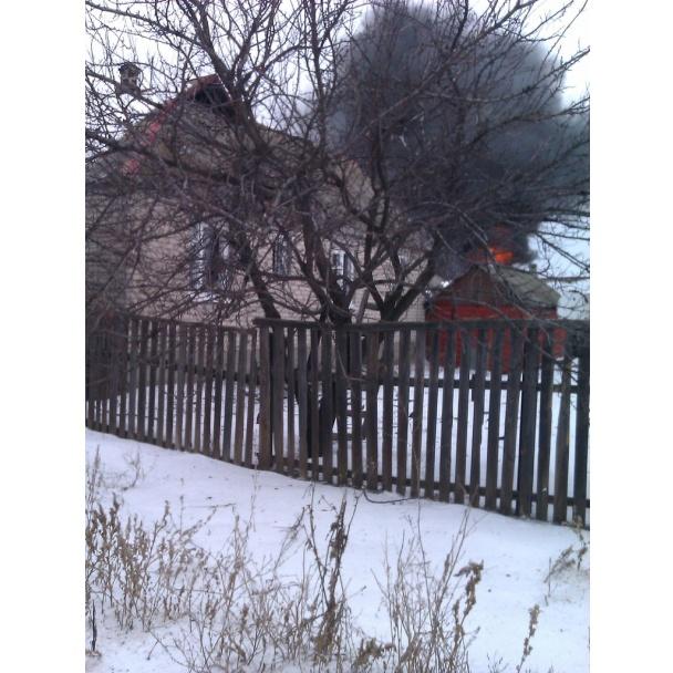 """ФОТО: """"Новогодний"""" Дебальцево после обстрела ДНР"""