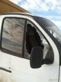 Мародерство на трассе Одесса-Ильичевск: десятки брошенных машин разбиты и разграблены