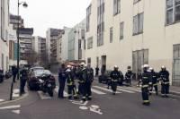 В Париже обстреляли офис скандально известного журнала, который «прославился» из-за карикатур на пророка Мухаммеда. Погибли 11 человек (обновлено)