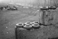 Суровые будни военных саперов в зоне АТО