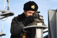 Украинские моряки провели совместные учения с кораблем ВМС США