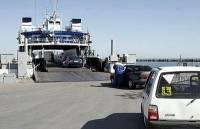 Керченская переправа опять «утонула» в пробке. На этот раз своей очереди ожидают более 500 автомобилей