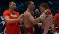 Боя-реванша между Кличко и Поветкиным не будет. В 2015-м году так точно