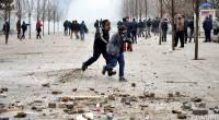 В Косово мирный митинг перерос в массовые беспорядки