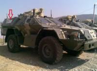 В Луганске замечены российские бронемобили из оккупированной Абхазии
