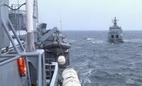 Военно-морские силы Украины готовятся к атаке со стороны моря