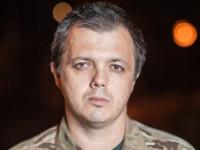 У Семенченко контузия, переломы и пробито легкое