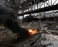 В Донецке под завалами аэропорта нашли живого «киборга» /соцсети/