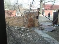 В Донецке снаряд попал в жилой частный дом. Погиб мужчина