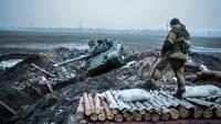 Боевики утверждают, что полностью замкнули дебальцевский котел