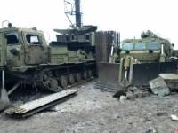 У инженерно-саперных войск в под Донецком работы не меньше, чем у других военных