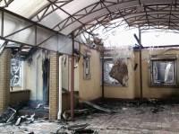 Мародеры на Донбассе не только грабили дома беженцев, но и сжигали их, чтоб замести следы