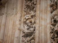 Загадка истории: как на фасаде 300-летнего Собора оказался астронавт?