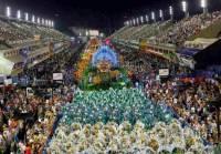 В Рио стартовал традиционный ежегодный карнавал