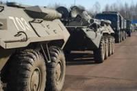 Россия продолжает поставлять на Донбасс технику и боеприпасы /Тымчук/