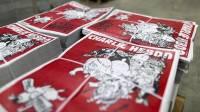 На обложке очередного выпуска Charlie Hebdo красуется карикатура на Папу Римского