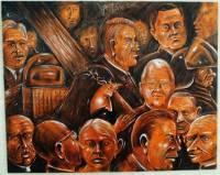 Суровые николаевские художники представили свое видение Евромайдана