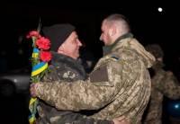 Как на Закарпатье встречали бойцов легендарной 128-й бригады