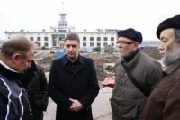 Глава Минкульта Украины тоже пообещал защитить археологические находки в центре Киева