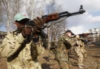 Бойцы «Азова» учили простых киевлян воевать за свою землю