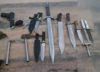 На Житомирщине у пенсионера обнаружили подпольный склад боеприпасов