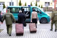 Француз пытался ввезти в Польшу жену, спрятав ее в чемодане