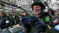 Шойгу привел в полную боеготовность морпехов в районе Керченского пролива