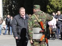 Ровенские силовики отправились в зону АТО