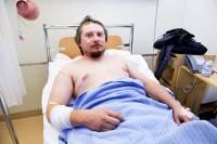 На туриста, который приехал на полярный архипелаг Шпицберген, чтобы увидеть солнечное затмение, напал медведь