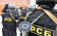 В ФСБ РФ заявляют, что задержали украинского шпиона