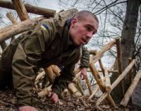 «Азовцы» показали, как закаляют сталь