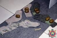 В Мариуполе обнаружили посылку с гранатами