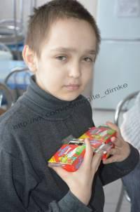 У моего 13-летнего сына Димы — лейкоз. Помогите