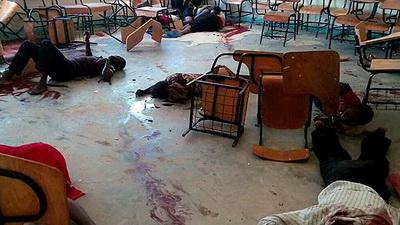 Последствия теракта в Кении: Сотни трупов и раненых. ФОТО