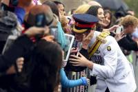 Принц Гарри прибыл на военную службу в Австралию