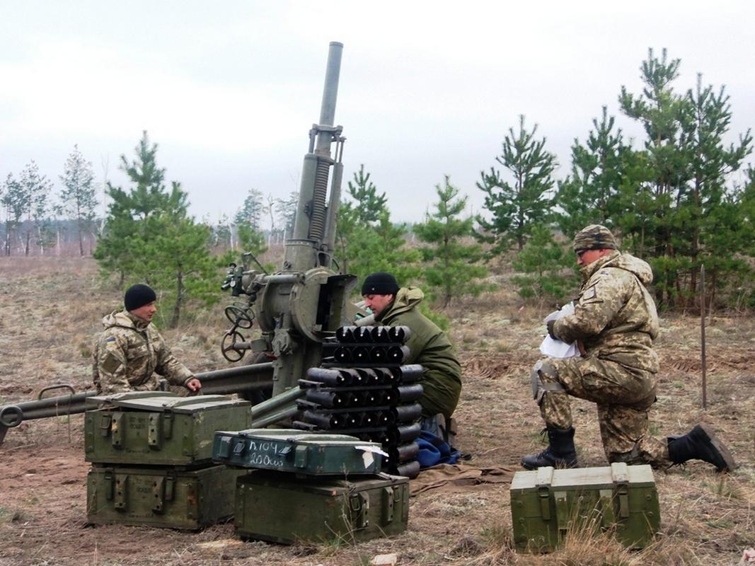 ФОТО: ВСУ усиливает свои подразделения спецтехникой