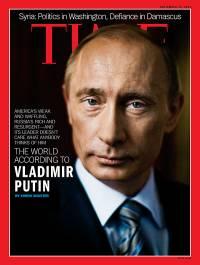 Путин стал самым влиятельным по версии Time