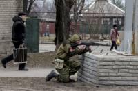 В пасхальную ночь боевики 18 раз нарушили режим тишины
