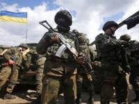 Батальон ОУН, несмотря на сложную ситуацию, выходит из Песок