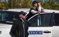 Столкновения между украинскими силовиками и ДНР провоцирует «третья сторона»  /ОБСЕ/