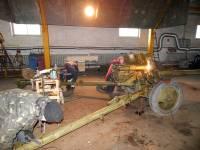 Ровенские ремонтники восстанавливают боевую технику для АТО