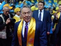 Назарбаев извинился перед цивилизованным миром за свою победу. Но, как демократ, он ничего не смог поделать