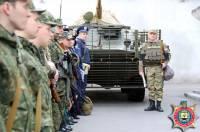 Мариупольские силовики прошли спецподготовку на случай диверсий