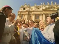 Папе Римскому подарили футболку с Надеждой Савченко