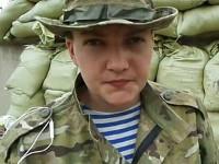Савченко наградили орденом «За заслуги в борьбе с фашизмом в России»